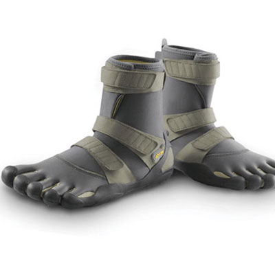 New shoes from Vibram