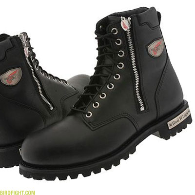 Redwing Motorcycle Boots