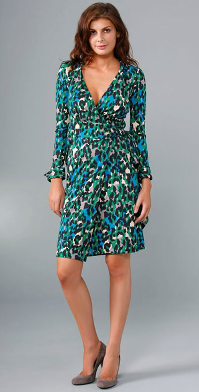 Where To Buy Dvf Wrap Dress Price on sale