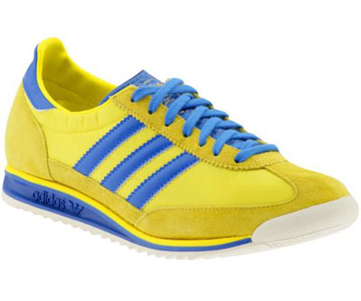 Adidas Sl 72 Blue Yellow