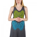 Supermaggie-Moths-Asphalt-V-Dress