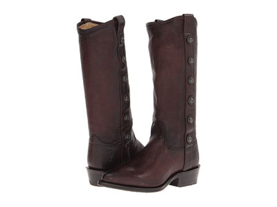 Womens-Frye-Billy-Military-Pull-On-Boots