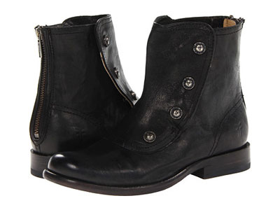 Womens-Frye-Phillip-Military-Back-Zip-Boots