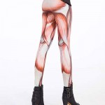 Womens-Muscle-Print-Leggings